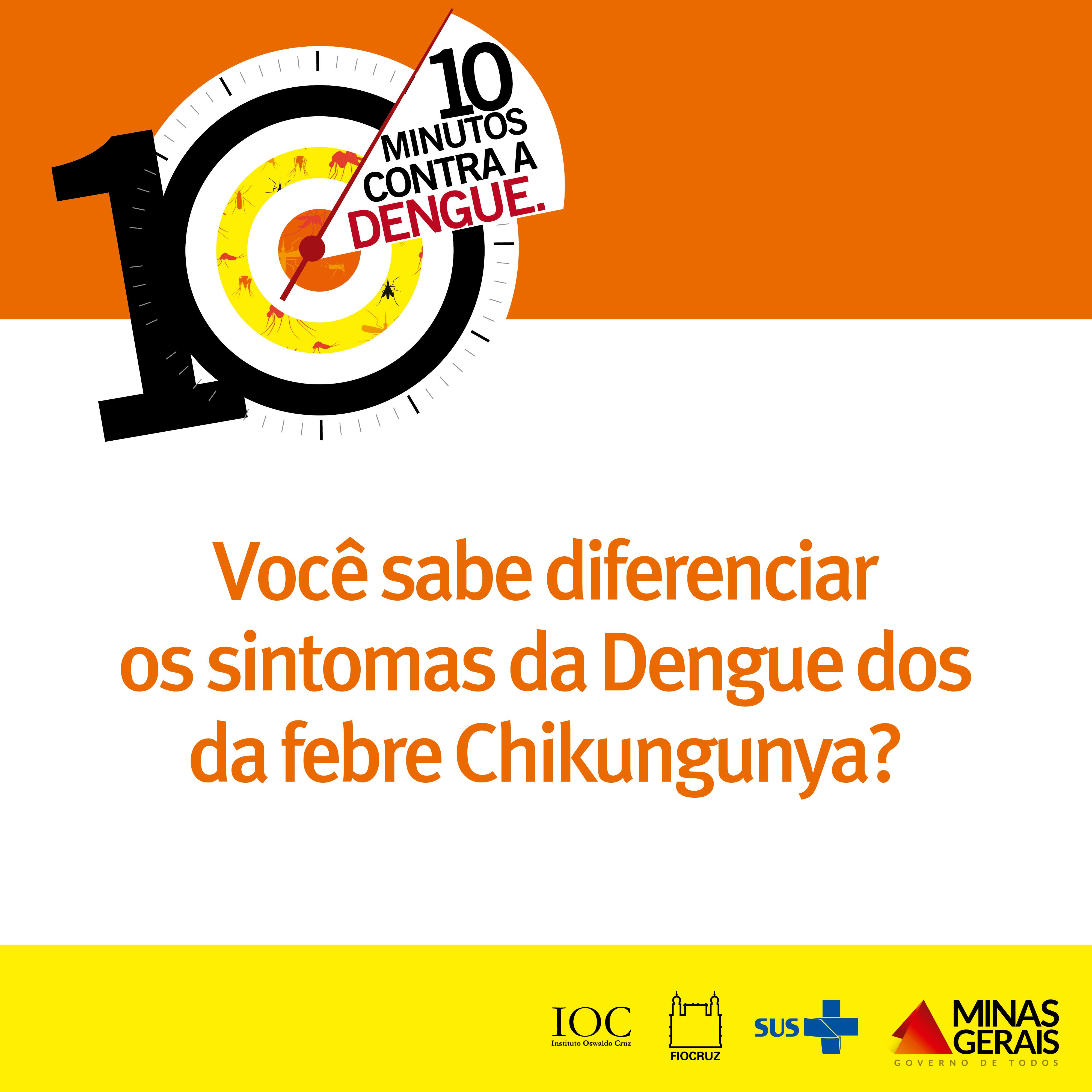 10 Minutos Contra a Dengue 2015