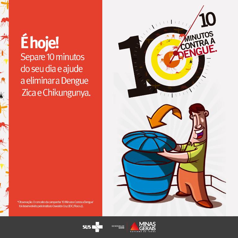 10 Minutos Contra a Dengue_2015
