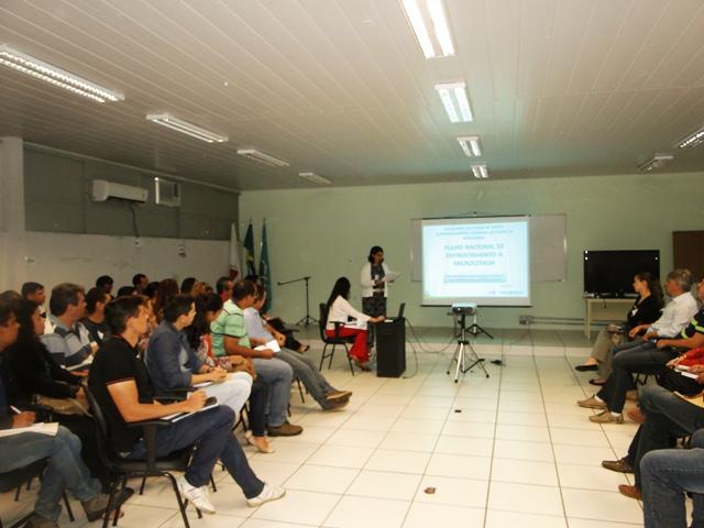 SRS Uberlândia realiza reunião para Enfrentamento da Microcefalia