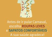 Saude no carnaval-19