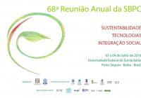 68ª Reunião Anual da SBPC