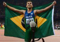 Alan Fonteles, atleta paralímpico do Brasil. Foto: EBC / Reprodução.