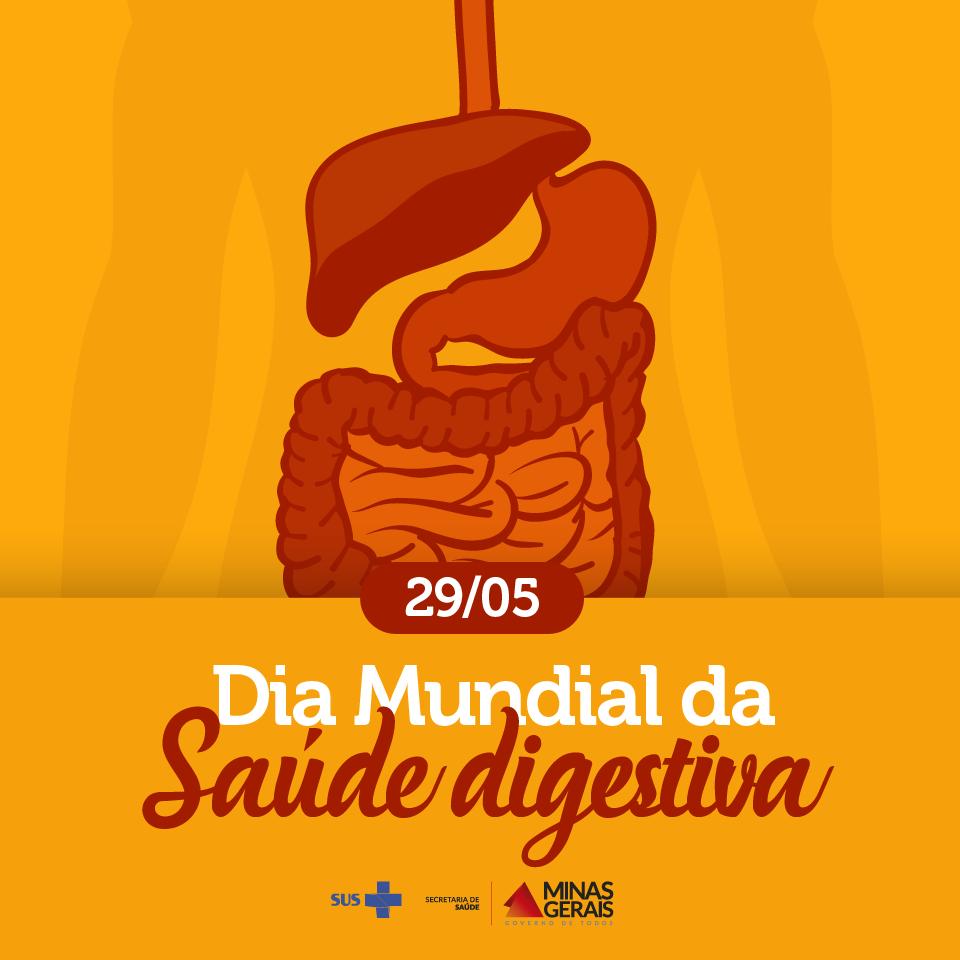 Dia Mundial da Saúde Digestiva