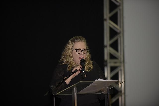 Maria Turci, Sub Secretária de Políticas e Ações de Saúde da SES-MG. Créditos: Marcus Ferreira
