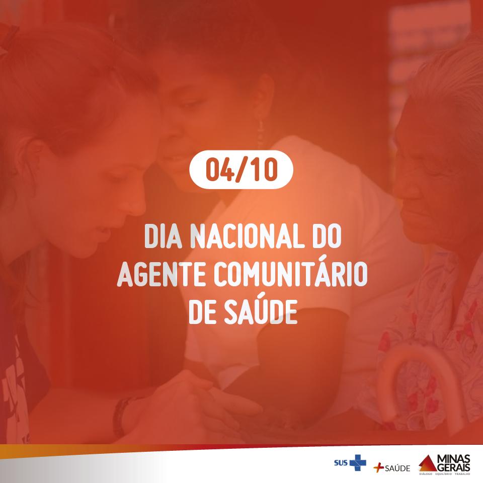 Dia Nacional do Agente Comunitário de Saúde