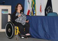Kátia Ferraz, coordenadora da Rede Mineira de Tecnologia Assistiva