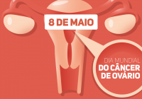 Dia mundial do cancer de ovário