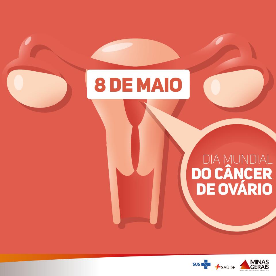 Dia mundial do cancer de ovário