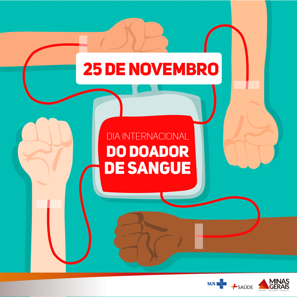 25_Dia Internacional do Doador de Sangue
