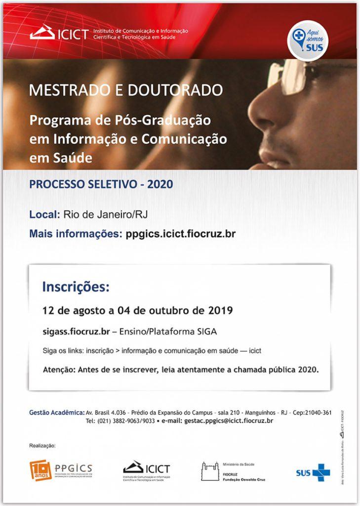 PPGICS_2020