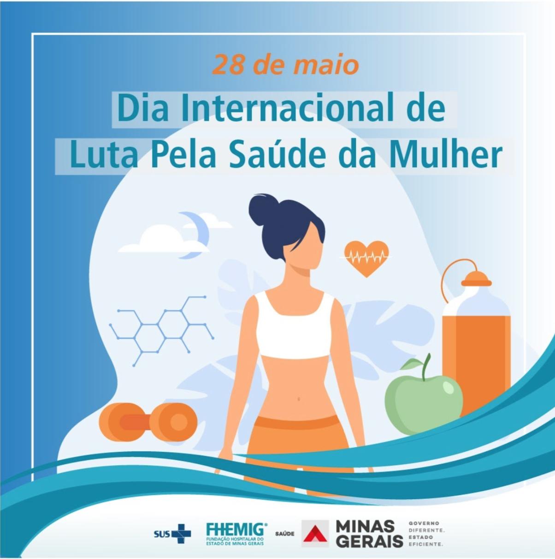 28 de Maio: Dia Internacional de Luta Pela Saúde da Mulher